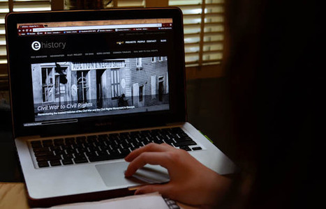 Humanities students to digitize with grant money from Willson Center | Digital Humanities and Linked Data | Scoop.it