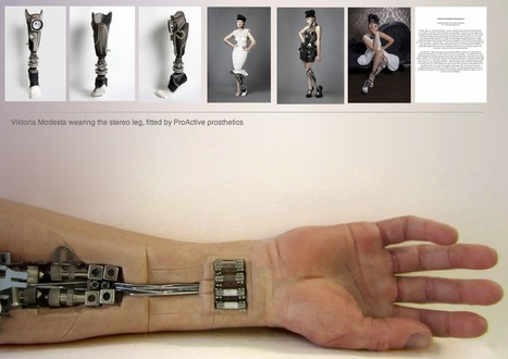 The alternative limb project | #Cyborg culture in the #health - #fetishism | Cyborgs_Transhumanism | Scoop.it