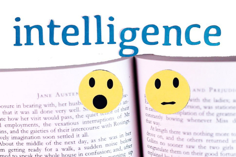 WATCH: Can reading make you more intelligent? (ScienceAlert) | marked for sharing | Scoop.it