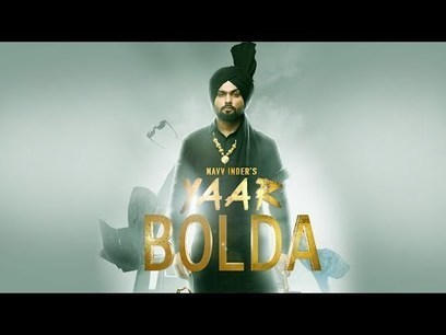 Yaar Bolda - Punjabi Song Hindi Lyrics With Mea