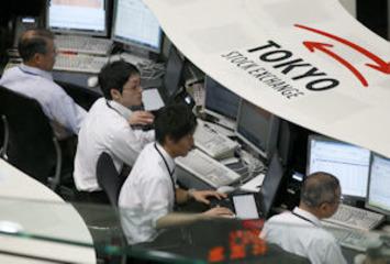 El Nikkei se deja un 0,35 por ciento hasta las 14.277,67 unidades   Top Noticias   Scoop.it