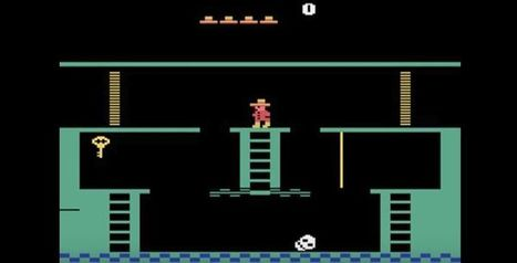 Watch Google's AI figure out 'Montezuma's Revenge' in four tries | Technoculture | Scoop.it