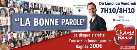 Chante France - Les plus belles chansons françaises | Le Top du FLE | Scoop.it