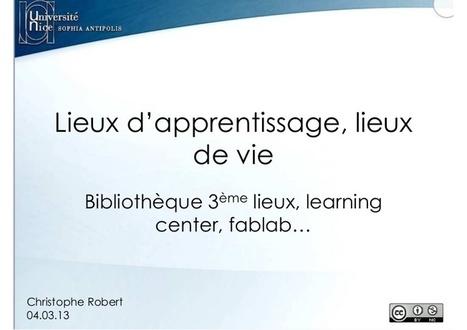 Lieux d'apprentissage, lieux de vie : learning center, bibliothèque... | Numérique & pédagogie | Scoop.it