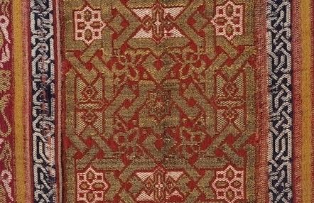 Soieries d'al-Andalus à l'Institut du monde arabe à Paris   Textile Horizons   Scoop.it