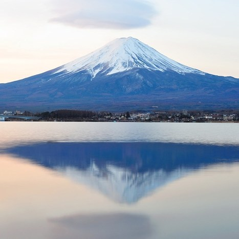 Pressure in Mount Fuji is now higher than last eruption, warn experts -- when will Mount Fuji EXPLODE? (Wired UK) | Everything Meags! | Scoop.it