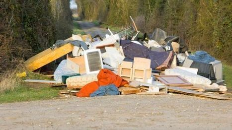 Fly-tipping Christmas crackdown by councils - BBC News | #ASMIC | Scoop.it