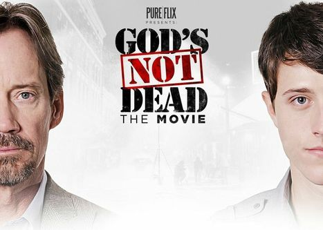 'God's Not Dead' Movie's Box Office Success Shocks Film World with Top 5 Standing Despite Limited Theater Release (MOVIE PHOTOS) | Troy West's Radio Show Prep | Scoop.it