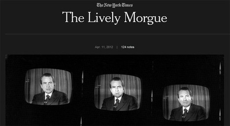 How The New York Times Does Social Media | Social Media and Journalists | Scoop.it