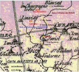 Lulu Sorcière Archive: Histoires aux environs de REFOUX vers 1749. | GenealoNet | Scoop.it