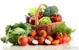 Manger des fruits et légumes rendrait heureux et optimiste! | Santé, nutrition et bonne bouffe! | Scoop.it