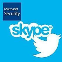 Microsoft tweets advice about phishing, but too late to save Skype | Technology by Mike | Scoop.it