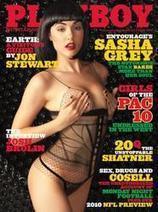 Photos : Sasha Grey nue dans Playboy !   Radio Planète-Eléa   Scoop.it