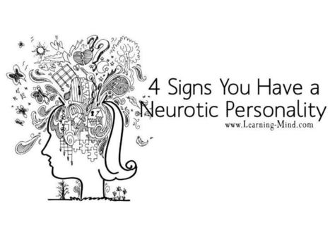 4 Signs You Have a Neurotic Personality | business management education | Scoop.it