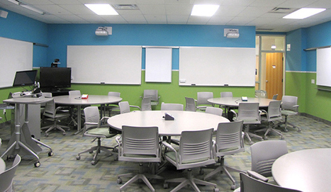 Des salles de classe métamorphosées pour accommoder les nouvelles formes d'enseignement | Affaires Universitaires | Nouveaux lieux, nouveaux apprentissages | Scoop.it