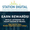 Online Digital Radio Stations
