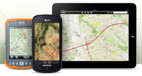 Use Case: ArcGIS Online + ArcGIS for Server Map Services   ArcGIS Resources   Open Geographic Information Systems   Scoop.it