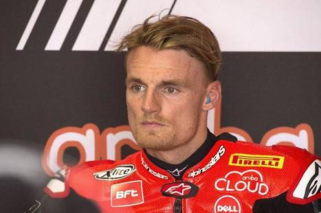 "SBK, Chaz Davies: ""I'll win in SBK and move to MotoGP"" 