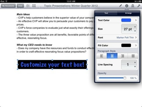 PDFpen: A PDF Editing Powerhouse | iPad.AppStorm | Edtech PK-12 | Scoop.it