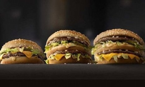 McDonald's rolls out mini and mega versions of a Big Mac | Kickin' Kickers | Scoop.it