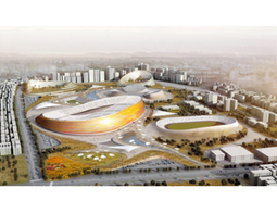 Design for Ethiopia's New Stadium Blends Tradition With Modern Materials, Engineering | The Architecture of the City | Scoop.it