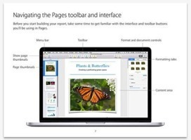 Important Tips on How to Use Pages to Create Beautiful Documents and Reports for Your Class | Edtech PK-12 | Scoop.it