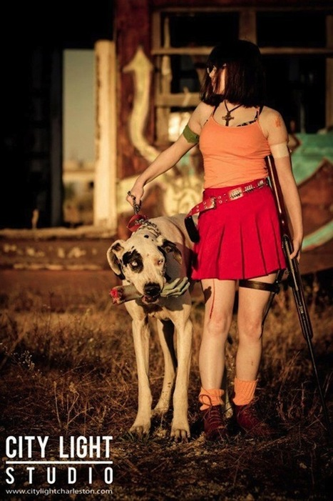 Velma And Scooby Are Kicking Zombie Butt [Cosplay] | Geek On | Scoop.it
