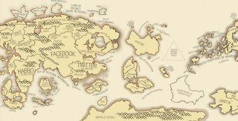Les usages sociaux du numérique | Mondes Sociaux | MOOC & E-learning | Scoop.it