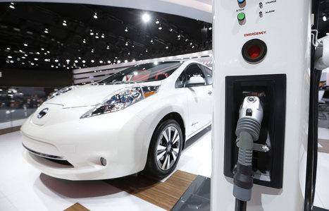 A Détroit, les Etats-Unis mettent l'accent sur les voituresélectriques et autonomes - leJDD.fr | Planete DDurable | Scoop.it