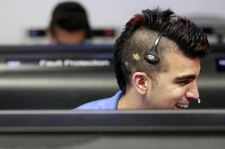 'Mohawk guy' Bobak Ferdowsi's hair goes viral as Curiosity lands on Mars | Ultratress | Scoop.it