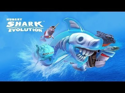 hungry shark evo hack apk 2018