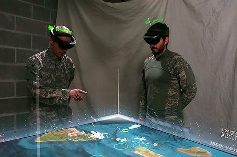 Réalité augmentée : l'armée de l'air australienne teste HoloLens avec Saab | Vous avez dit Innovation ? | Scoop.it
