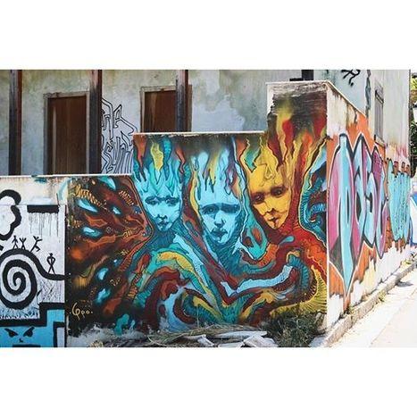 Kaia Jallai ( @kaiajallai ) Instagram Photos and Videos   World of Street & Outdoor Arts   Scoop.it