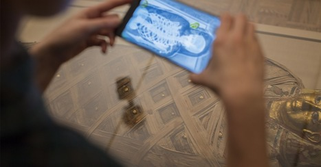Google's AR platform Tango is going to let museum visitors explore exhibits | Museums and emerging technologies | Scoop.it