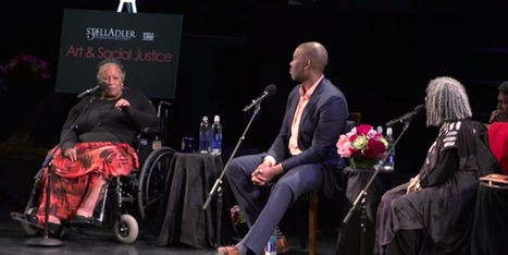 Toni Morrison, Sonia Sanchez, Ta-Nehisi Coates Discuss Art And Social Justice | Social Art Practices | Scoop.it