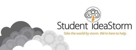 Student IdeaStorm - Social Good Night | Facebook | Startup, Iowa City! | Scoop.it