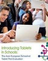 Introducing Tablets in Schools - European Schoolnet (report) | English Teaching, Languages and Education Matters | Scoop.it