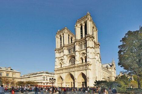 Le parvis de Notre-Dame change de visage | 694028 | Scoop.it
