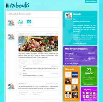 HABOUKI : le réseau social sécurisé pour enfants « made in France » - Ludovia Magazine   tice   Scoop.it