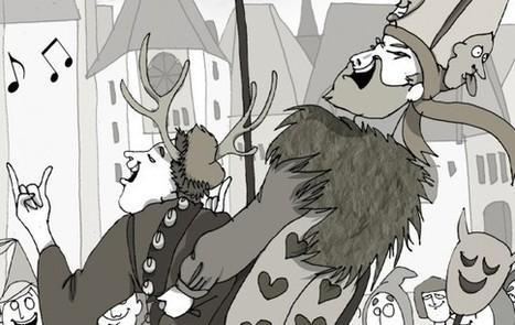 Galette des rois : une folle célébration d'origine païenne | Salvete discipuli | Scoop.it