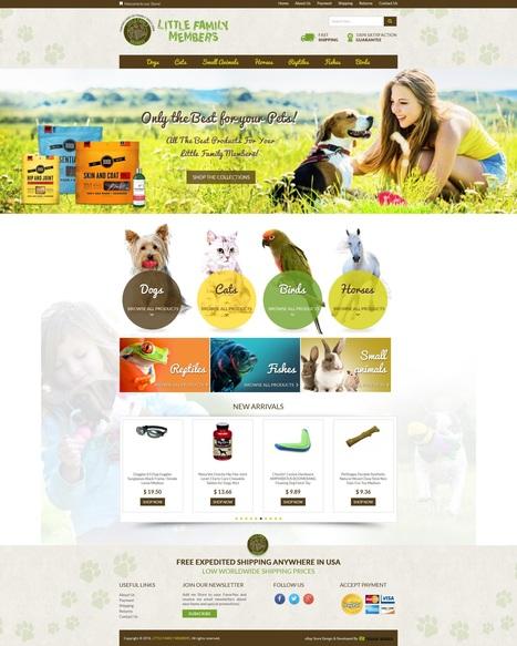 Custom EBay Shop Templates Design In Responsive EBay Mobile Design - Custom ebay templates