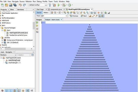 "More fun with Java 1.8 -ASCII ""Art"" 101 using Arrays…. | The SoCal Picayune | ASCII Art | Scoop.it"