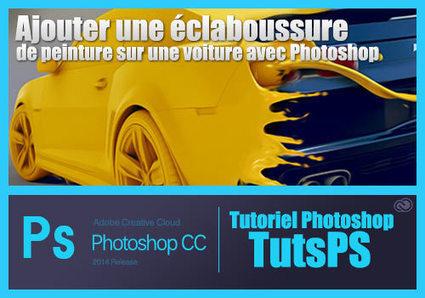 Tuto Photoshop les meilleurs tutoriaux photoshop français parmis les tutoriaux photoshop du net   Formation en Publication Assistée par Ordinateur (PAO) Formation   Scoop.it