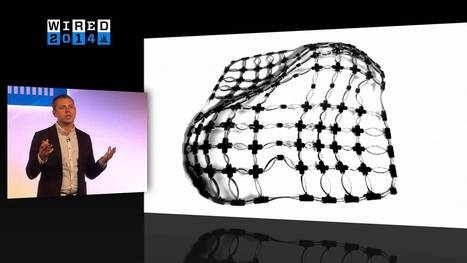 Skylar Tibbits wants to turn the world's materials into autonomous robots: Full WIRED2014 talk - YouTube | Computational Design | Scoop.it