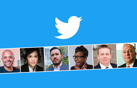 14 rising LGBTI business influencers to follow on Twitter | LGBT Online Media, Marketing and Advertising | Scoop.it
