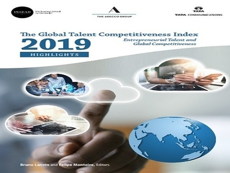 Luxembourg Ranked Among Top 10 In Global Talent Competitiveness Index