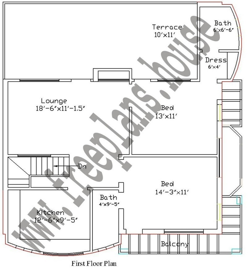 30 36 90 square meters house plan hou 90 square meters to square feet