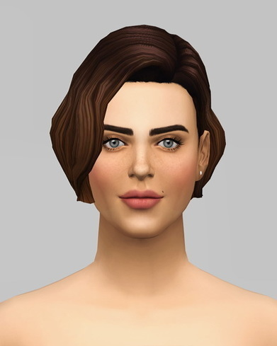 Hairstyle In Sims 4 Downloads Page 32 Scoop
