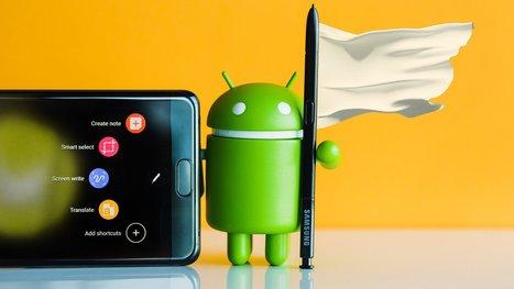 Galaxy Note7 : des explications officielles de Samsung peu rassurantes - AndroidPIT | Freewares | Scoop.it