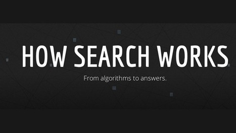 How Search Works - Google Tells All | SEO Tips, Advice, Help | Scoop.it